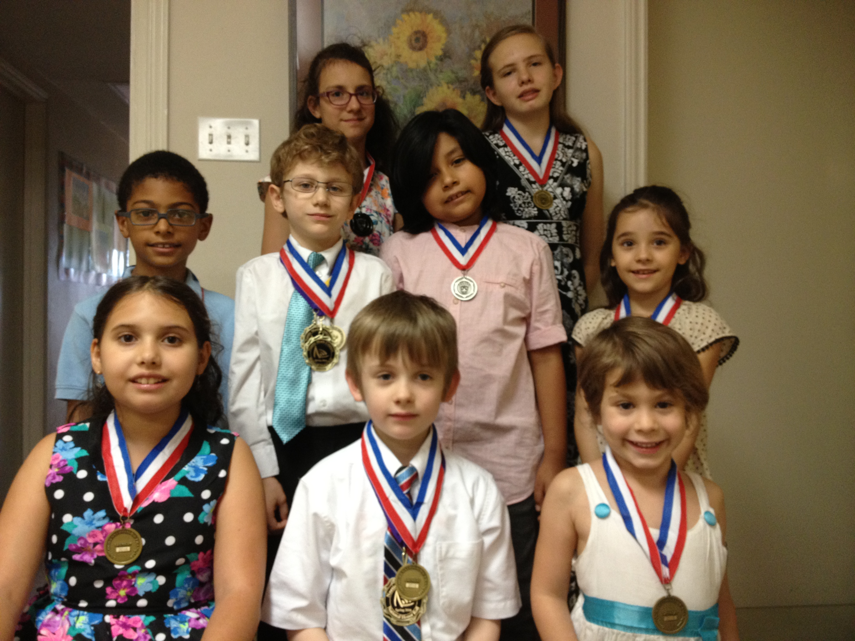 2016 NLMC Math & French National Medalists